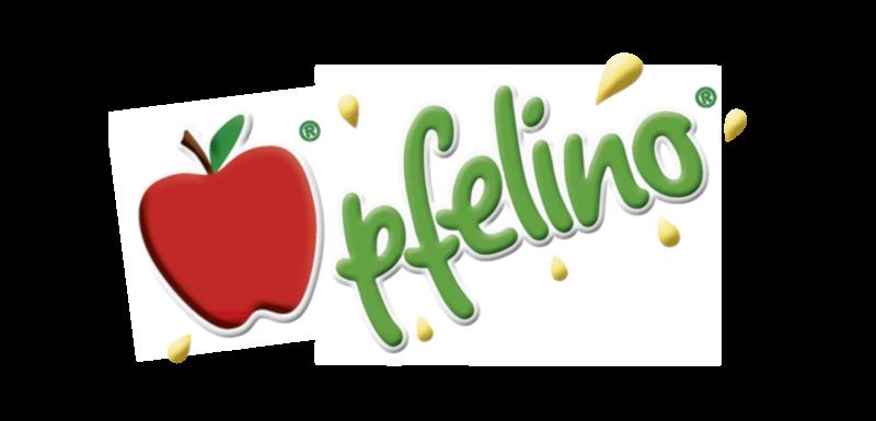 pfelino-Fruchtmus pfelino-Logo