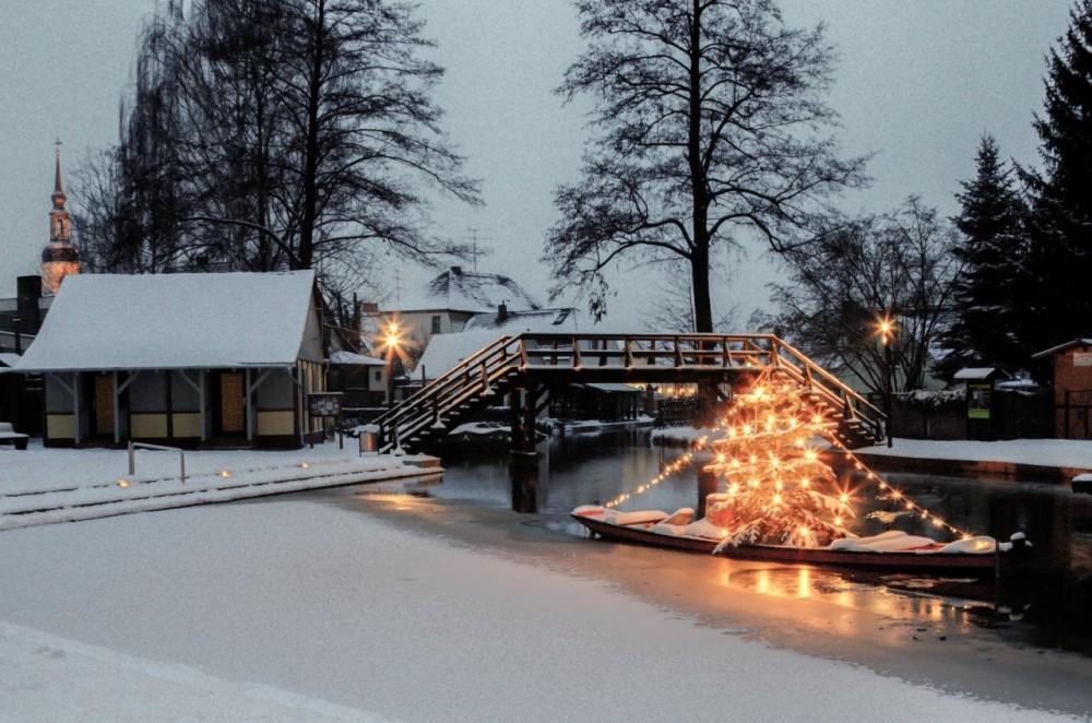 Spreewald weihnachten