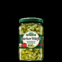 Gurken-Würfel