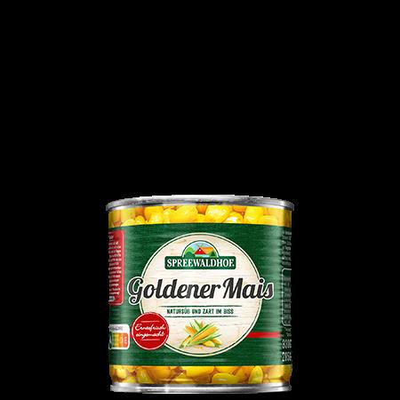 Goldener Mais