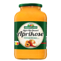 Apfel-Mix-Dessert Aprikose, 720 ml