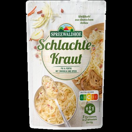 Schlachtekraut Fix & Fertig, 400 g