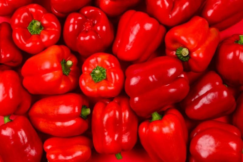 Paprika aus Ungarn