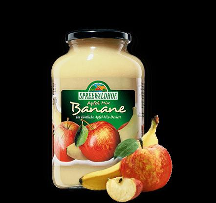 Apfel-Mix-Dessert Banane, 720 ml